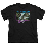 Youth: Galaxy Quest - Cute But Deadly T-shirts