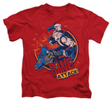 Juvenile: Batman - Bane Attack T-shirts