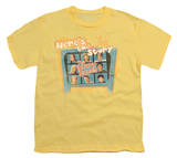 Youth: The Brady Bunch - Here's the Story T-Shirt
