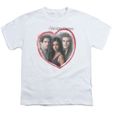 Youth: The Vampire Diaries - Girls Choice Shirts
