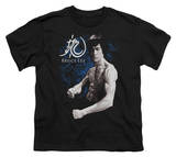 Youth: Bruce Lee - Dragon Stance T-shirts