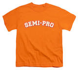 Youth: Semi Pro - Logo T-Shirt