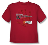 Youth: Invasion of the Body Snatchers - Retro Poster T-shirts