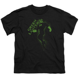 Youth: Green Lantern - Lantern Darkness Shirts