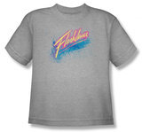 Youth: Flashdance - Spray Logo T-shirts