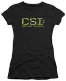 Juniors: CSI - Collage Logo T-Shirt