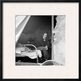 Migrant Worker, 1936 Framed Photographic Print by Dorothea Lange