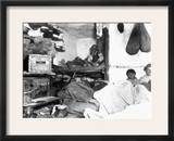 Tenement Life, Nyc, C1889 Framed Photographic Print by Jacob August Riis
