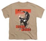 Youth: King Kong - Red Skies of Doom Shirt