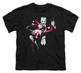 Youth: Batman - Harley and Joker T-shirts