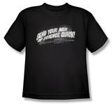 Youth: Invasion of the Body Snatchers - Men of Science T-shirts