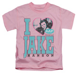 Youth: Melrose Place - I Heart Jake Hanson T-shirts