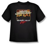 Youth: Beverly Hills Cop - Banana in My Tailpipe T-Shirt