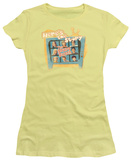 Juniors: The Brady Bunch - Here's the Story T-shirts