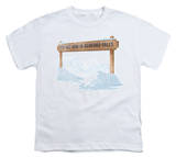 Youth: It's a Wonderful Life - Bedford Falls T-shirts