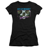 Juniors: Galaxy Quest - Cute But Deadly Shirts