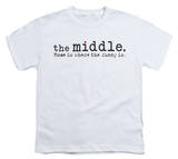 Youth: The Middle - Logo Shirts