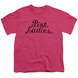 Youth: Grease - Pink Ladies Logo Shirt
