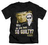 Youth: CSI Miami -So Guilty T-Shirt