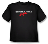 Youth: Beverly Hills Cop - Logo T-Shirts