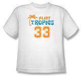 Youth: Semi Pro - Tropics Jersey T-Shirt
