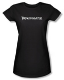 Juniors: Dragonslayer - Logo T-shirts