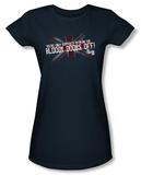 Juniors: Italian Job - Blow the Doors Off T-shirts