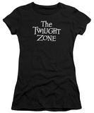 Juniors: The Twilight Zone - Logo T-shirts