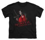 Youth: Nikita - Looks Do Kill T-shirts