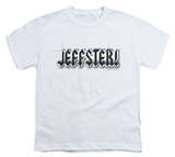 Youth: Chuck - Jeffster T-shirts