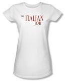 Juniors: Italian Job - Logo T-shirts
