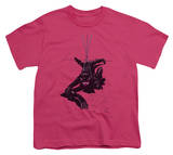 Youth: Batman - Catwoman Rope T-shirts