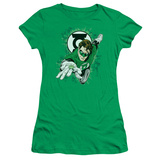 Juniors: Green Lantern - Ring First T-shirts