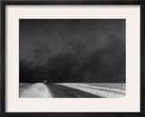 Dust Bowl, 1936 Framed Photographic Print by Arthur Rothstein