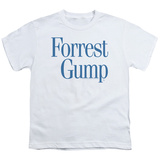 Youth: Forrest Gump - Logo Shirts
