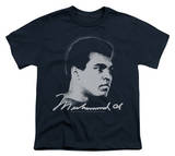Youth: Muhammad Ali - Looking Left T-Shirt