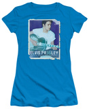 Juniors: Elvis Presley - Elvis 35 Guitar T-shirts