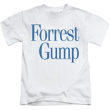 Youth: Forrest Gump - Logo T-shirts