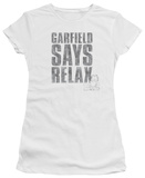 Juniors: Garfield - Relax T-Shirt