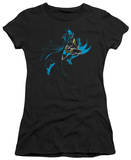Juniors: Batman - Neon Batman T-shirts