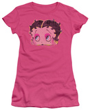 Juniors: Betty Boop - Pop Art Boop Shirts