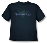 Youth: Dragonslayer - Crest T-shirts