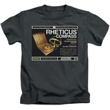 Youth: Warehouse 13 - Rheticus' Compass T-shirts