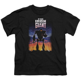 Youth: Iron Giant - Poster T-shirts
