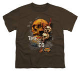 Youth: Survivor - Time to Go Shirts
