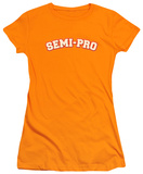 Juniors: Semi Pro - Logo T-shirts