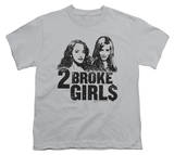 Youth: 2 Broke Girls - Broke Girls T-Shirt