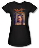 Juniors: Pretty Baby - Poster T-Shirt
