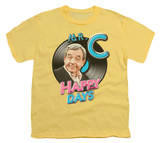 Youth: Happy Days - Mr C T-shirts