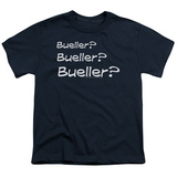 Youth: Ferris Bueller's Day Off - Bueller T-shirts